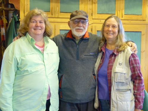 Diane, Bob Janssen, Shelley