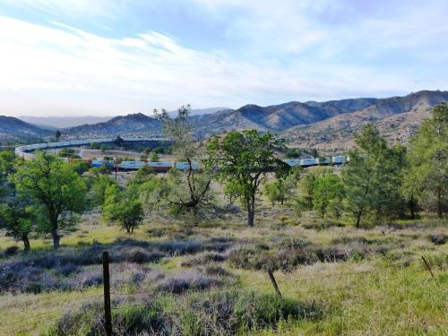 Tehachapi Loop overlook